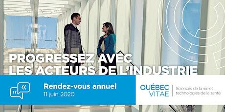 Rendez-vous annuel Québec VITAE billets