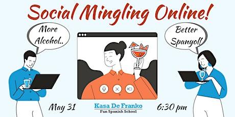 Kasa De Franko - Spanish Social Mingling Online! El feminismo antifeminista tickets