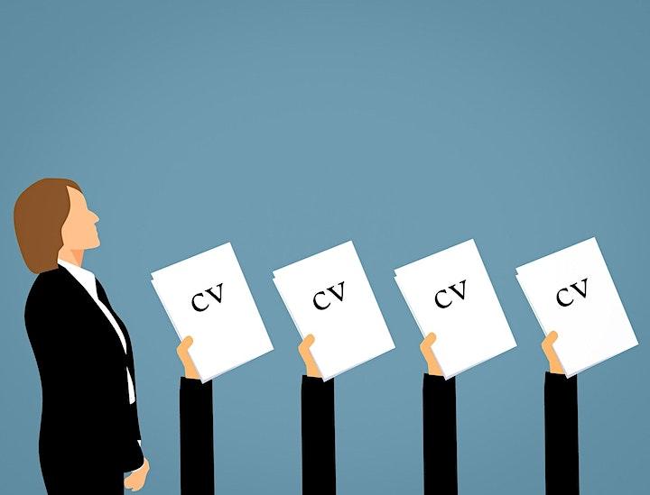 How to write an eye catching CV image