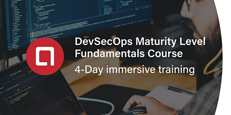 DevSecOps Maturity Level Fundamentals Course tickets