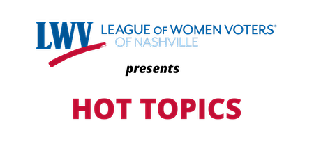 LWVN Hot Topic: Addressing Domestic Violence in the Age of Pandemic tickets