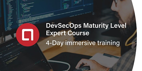 DevSecOps Maturity Level Expert Course tickets