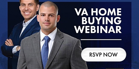 Free VA Home Loan Webinar! tickets