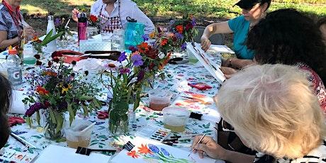 Art in the Garden June tickets