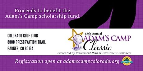 15th Annual Adam's Camp Classic tickets