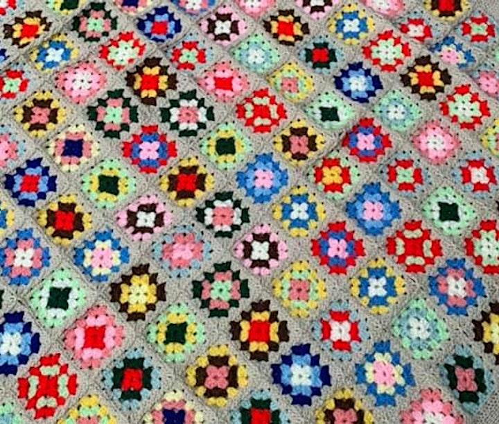 Crochet Meetup by loopdcrochet image