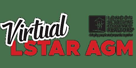 LSTAR VIRTUAL AGM tickets