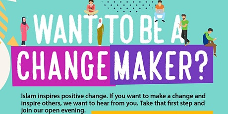 Faith Inspire Change Makers tickets