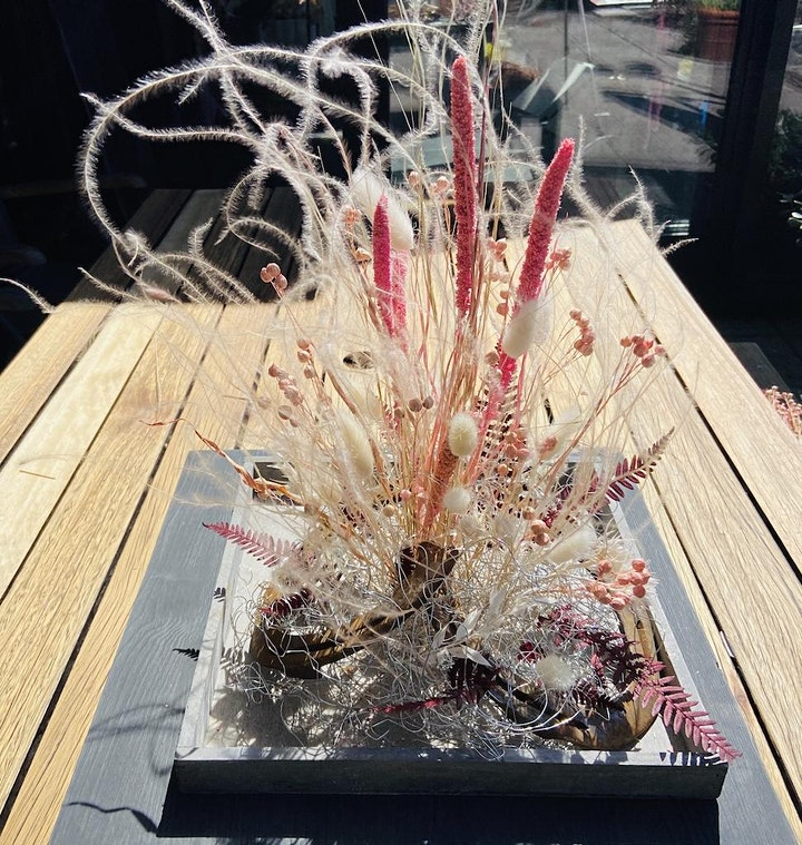 Kreativ Event Dried Flower Tischdekoration: Bild