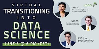 Codeup Virtual Transitioning Into Data Science Panel