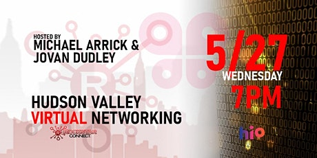 Free Hudson Valley Rockstar Connect Networking Event (May, NY) tickets