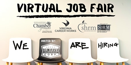 Shenandoah County - Virtual Job Fair (EMPLOYERS ONLY) tickets