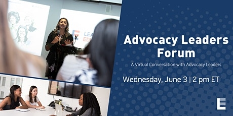 LEE | Advocacy Leaders Forum tickets
