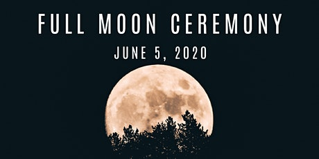 Gemini Season - Full Moon Ceremony tickets