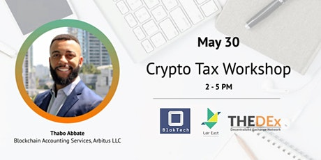 Crypto Tax Workshop tickets