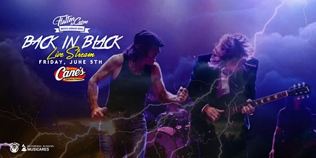 Back in Black - The Tribute to AC/DC [STREAMED & LIVE] tickets