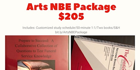 Arts NBE Package (For independent study) tickets
