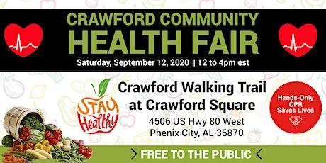 Crawford Community Health Fair tickets