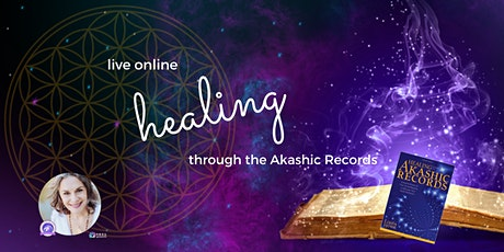 Online - Healing through the Akashic Records tickets