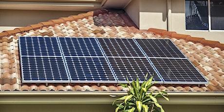 Solar & Battery Storage Talk tickets