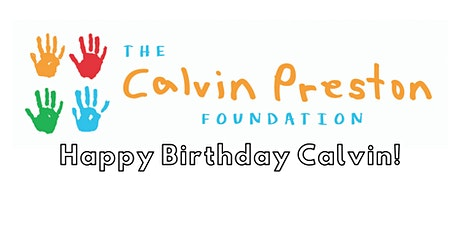 Calvin's Birthday Giveaway! tickets
