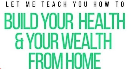 How To Build Income From Home! tickets