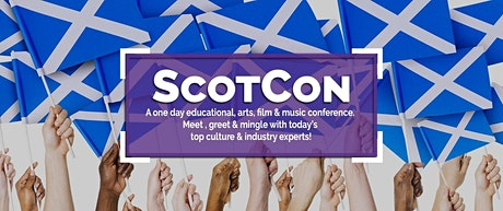 ScotCon Business Conference tickets