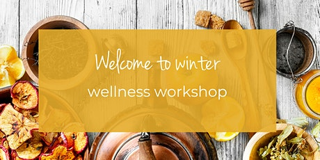 Welcome to Winter Workshop tickets