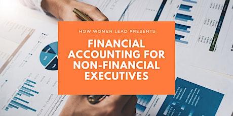 Financial Accounting  for Non-Financial Executives tickets