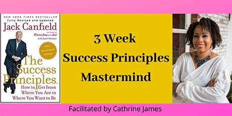 Success Principles Mastermind tickets