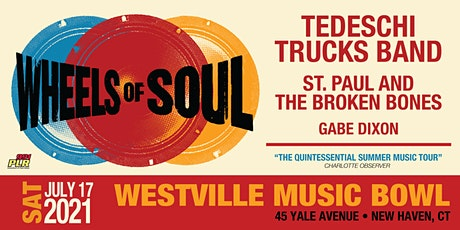 Tedeschi Trucks Band: Wheels of Soul 2021 tickets