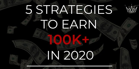 5 Strategies to Earn 100K+ in 2020 tickets