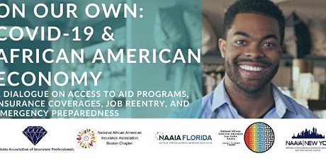 On Our Own: COVID-19 and African American Economy tickets