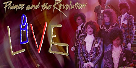 Prince & The Revolution: Live tickets