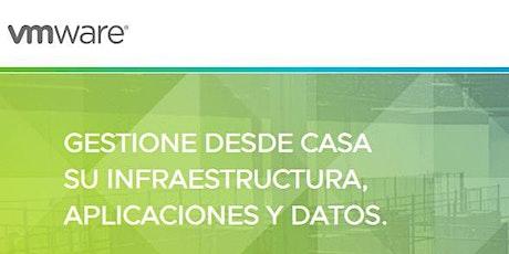 Gestione desde casa su infraestructura, aplicaciones y datos. entradas