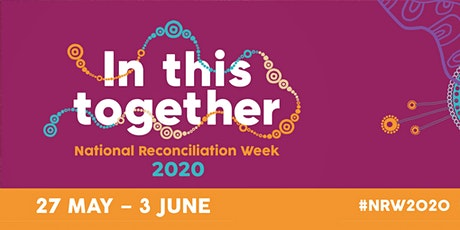 Reconciliation Week 2020 with TFTF tickets