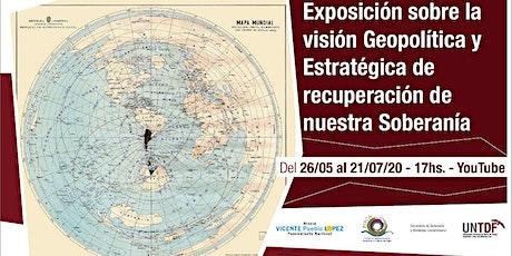 Visión Geopolítica y Estratégica de Recuperación de Nuestra Soberanía entradas
