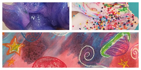 Live Virtual Class- Slime-Tastic Summer Camp (4-9 Years) tickets