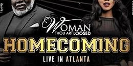 Group Package to Woman Thou Art Loosed Homecoming - Grand Finale Atlanta Ge tickets