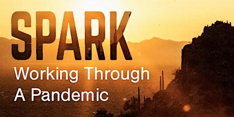 WEBINAR - Tucson Freelancers Union SPARK: Working Through A Pandemic tickets