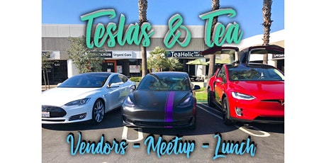 Teslas & Tea Event tickets