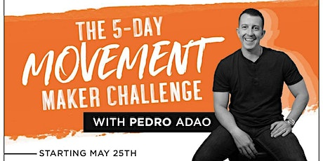 FREE online Movement Maker Challenge - How to start a movement using challenges! :) tickets