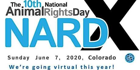 National Animal Rights Day - Colorado (virtual) tickets