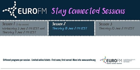 EuroFM Stay Connected Sessions - Session 2 tickets