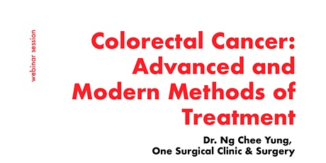[FREE WEBINAR] Consult a Surgeon now for Colorectal Cancer tickets