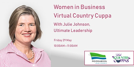 Women In Business - Virtual Country Cuppa tickets