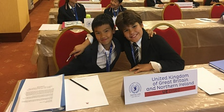 English Learning Model United Nations Camp  tickets