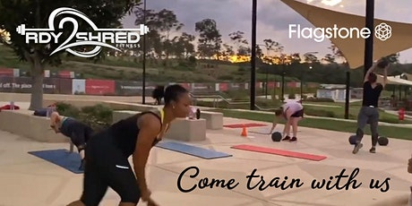 Flagstone Fitness Bootcamp tickets