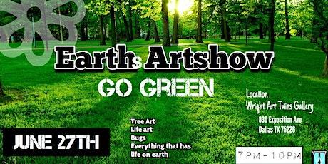 Earth Art Show tickets