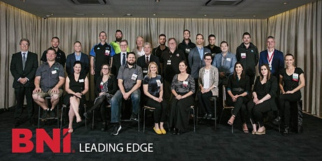 BNI LEADING EDGE -  Online ZOOM Meeting tickets